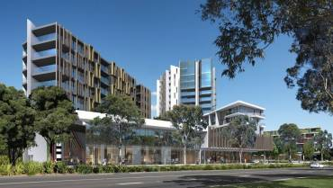 Paragon Apartments, Zetland